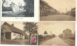 BELGIQUE - Lot De 40 CPA - Bon Pour Collectionneur Débutant Ou Revendeur - Cartes Postales