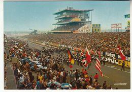 72 - Le Mans - Circuit Des 24 Heures - Défilé D'ouverture Avant Le Départ De La Grande Course - Le Mans