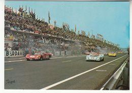 72 - Le Mans - Circuit Des 24 Heures - Démarrage Des Voitures - Le Mans
