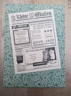 Hamme Vloeipapier 1957 Kleine Wuiten Weekblad Perfecte Staat - Papeterie