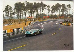 72 - Le Mans - Circuit Des 24 Heures - Le S Du Tertre Rouge - Le Mans