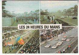 72 - Le Mans - Circuit Des 24 Heures - Multivues - Le Mans