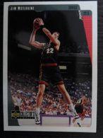 NBA - UPPER DECK 1997 - SONICS - JIM McILVAINE - 1990-1999