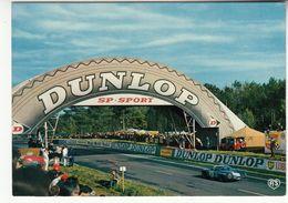 72 - Le Mans - Circuit Des 24 Heures - Passage Sous Le Pneu - Le Mans