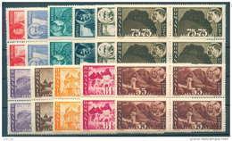 27K16 / 1945 Michel 836/46 -  BILDER AUS SIEBENBURGEN ** MNH Romania Rumanien Roumanie Roemenie - 1918-1948 Ferdinand, Charles II & Michael