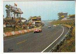 72 - Le Mans - Circuit Des 24 Heures - Stands De Ravitaillement - Le Mans
