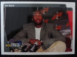 NBA - UPPER DECK 1997 - SONICS - VIN BAKER - 1990-1999