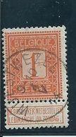 OCB 108 - Afstempeling WUESTWEZEL - COBA 8 - 1912 Pellens