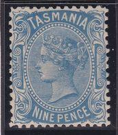 Tasmania 1906 P.12.5 SG 256 Mint Hinged - Neufs