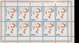 Kleinbogen 2297 Frauen Der Geschichte Esther Von Kirchbach  MNH Postfrisch ** - [7] République Fédérale