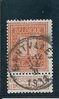 OCB 108 - Afstempeling SANTVLIET - COBA 8 - 1912 Pellens