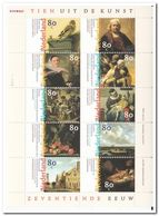 Nederland 1999, Postfris MNH, NVPH V1842-51, Highlights From The 20th Century - Unused Stamps
