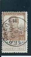 OCB 113 - Afstempeling TERHAEGEN - COBA 15 - 1912 Pellens