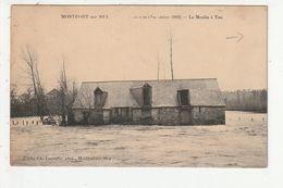 MONTFORT SUR MEU - INONDATIONS (NOVEMBRE 1910) - LE MOULIN A TAN - 35 - Autres Communes