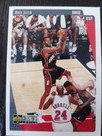 NBA - UPPER DECK 1997 - SONICS - DALE ELLIS - 1990-1999