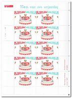 Nederland 1997, Postfris MNH, NVPH V1721, Birthday Cake - Unused Stamps