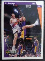 NBA - UPPER DECK 1997 - SUNS - REX CHAPMAN - 1990-1999
