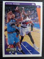NBA - UPPER DECK 1997 - SUNS - CLIFFORD ROBINSON - 1990-1999