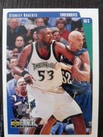 NBA - UPPER DECK 1997 - TIMBERVOLWES - STANLEY ROBERTS - 1990-1999