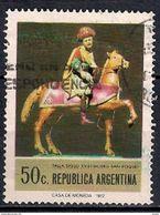 Argentina 1972 - Christmas - Usati