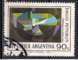 Argentina 1974 - Argentine Paintings - Usati