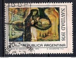Argentina 1976 - Christmas - Usati