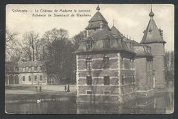 +++ CPA - VOLLEZEELE - Château De Madame La Baronne Adhémar De Steenhault De Waarbeke  // - Galmaarden