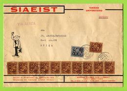 Portugal,  1970,  Express To Switzerland - 1910-... République