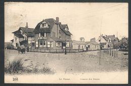 +++ CPA - DE PANNE - Avenue Des Dunes - Villa   // - De Panne