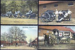 16 X CPA CAMP DE BEVERLOO - KAMP VAN BEVERLOO - CAMP MILITAIRE BELGE - BELGIAN MILITARY CAMP - Leopoldsburg (Kamp Van Beverloo)