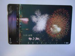 JAPAN   USED  CARDS   FESTIVAL - Cultura