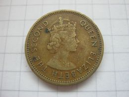 British Caribbean Territories , 5 Cents 1964 - Caribe Oriental (Estados Del)