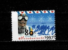 1997  Elfstedentocht  MNH - Unused Stamps