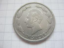 Ecuador , 1 Sucre 1937 - Ecuador