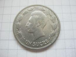 Ecuador , 1 Sucre 1946 - Ecuador