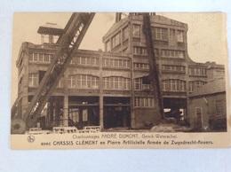 Charbonnage S André Dumont Genck Waterschei Avec Châssis Clément Zwyndrecht Anvers - Genk