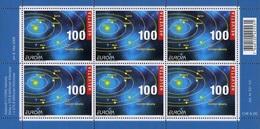 Kleinbogen: EUROPA Asteroid Helvetia 2009 Neu** - Nuovi