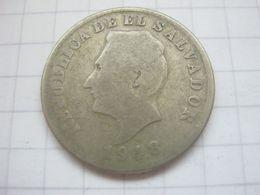 El Salvador , 5 Centavos 1948 - El Salvador