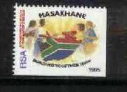 REPUBLIC OF SOUTH AFRICA, 1995, MNH Stamp(s) Masakhane (small) ,   Nr(s.) 984 - South Africa (1961-...)