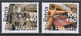 11.- SWITZERLAND 2020 Pro Patria – Living Cultural Heritage - Nuevos