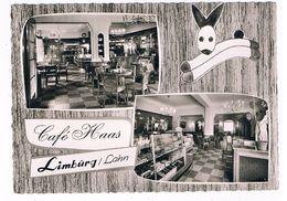 D-11133   LIMBURG A/d LAHN : Cafe Haas - Limburg