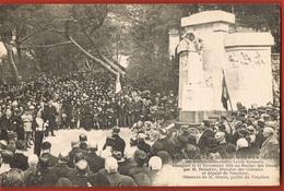 84- AVIGNON- Le Monument Aux Morts Inauguré Le 11Novembre 1924 Par Mr DALADIER Ministre Des Colonies- - Avignon