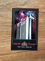Atlantic City Trump Plaza Hotel Casino ( President Donald Trump ) - Atlantic City