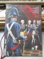 Calendario Storico Arma Dei Carabinieri Anno 2011 - Calendriers