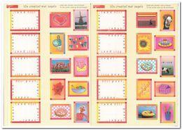 Nederland 1998, Postfris MNH, NVPH V1773-77, Surprice Stamps ( Scan Front And Backside ) - Unused Stamps