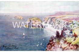 PENZANCE LANDS END OLD ART COLOUR POSTCARD TUCK OILETTE CARD NO7070 WIMBUSH - Wimbush