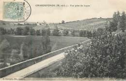 CHAUDEFONDS - Vue Prise Du Layon - France