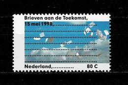 1998  Brieven Aan De Toekomst  MNH - Unused Stamps