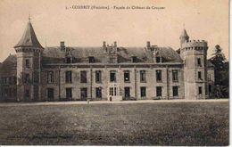 29 COMBRIT STE-MARINE Façade Du Château Du Cosquer - Combrit Ste-Marine