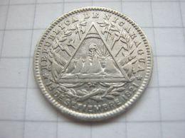 Nicaragua , 10 Centavos 1887 - Nicaragua